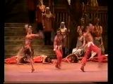 танец индусов балет Баядерка