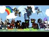 World of Warcraft + my little pony friendship is magic =